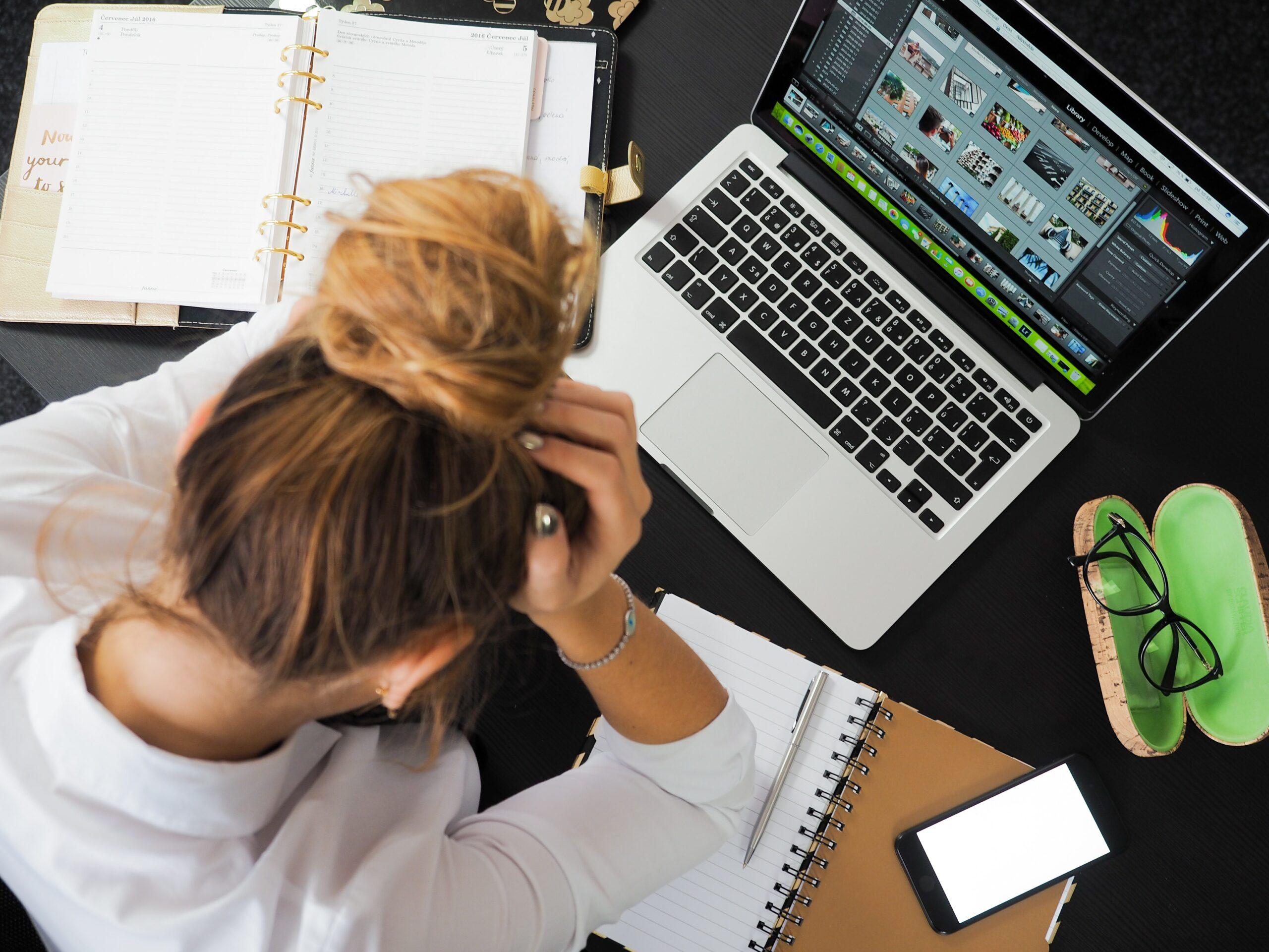 Burnout und die Angst vor dem Job-Verlust
